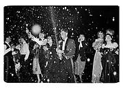 Sandhurst Commissioning Ball. 6 April 1984. Film 84231f13.<br /> © Copyright Photograph by Dafydd Jones<br /> 66 Stockwell Park Rd. London SW9 0DA<br /> Tel 0171 733 0108