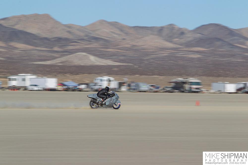 Ridge Runner Motorsports, 892B, eng 1350CC, body APS-G, driver David Consalvo, 190.083 mph, record 205.891