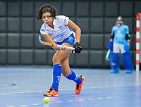 ROTTERDAM  - NK Zaalhockey .Kampong-Den Bosch dames voor brons. Melissa Pieters (Kampong)     COPYRIGHT KOEN SUYK