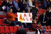 DESCRIZIONE : Milano Lega A1 2007-08 Armani Jeans Milano Legea Scafati<br /> GIOCATORE : Tifosi Danilo Gallinari<br /> SQUADRA : Armani Jeans Milano<br /> EVENTO : Campionato Lega A1 2007-2008<br /> GARA : Armani Jeans Milano Legea Scafati<br /> DATA : 22/12/2007<br /> CATEGORIA : Tifosi<br /> SPORT : Pallacanestro<br /> AUTORE : Agenzia Ciamillo-Castoria/G.Cottini