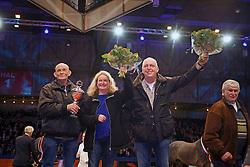 024 - Genius<br /> KWPN Stallion Selection - 's Hertogenbosch 2014<br /> © Dirk Caremans