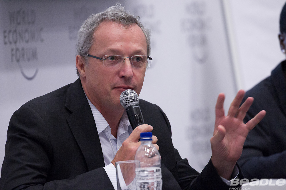 Georges Desvaux, Managing Partner, Africa<br /> McKinsey & Company, South Africa at the World Economic Forum on Africa 2017 in Durban, South Africa. Copyright by World Economic Forum / Greg Beadle