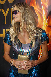 Elle Macpherson attends the Remus Lifestyle party at the Llaut hotel in Palma de Mallorca, Spain, August 2, 2018. Photo by Archie Andrews/ABACAPRESS.COM
