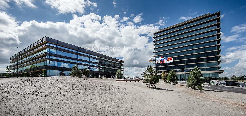 Nederland, Almere, 14 juli 2016.<br /> Opening Arison Maritime Center Almere<br /> <br /> Carnival Corporation opens Arison Maritime Center for world-class safety training.<br /> <br /> Foto: Jean-Pierre Jans