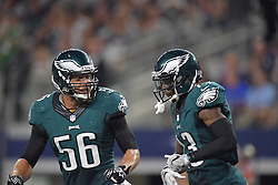 The Philadelphia Eagles lost to the Dallas Cowboys 29-23 at AT&T Stadium on October 30, 2016 in Arlington, Pennsylvania. (Photo by Drew Hallowell/Philadelphia Eagles)