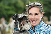 17/08/2017 Julie Bennett from Louisburg with Monty at the Connemara Pony Show in Clifden. Photo:Andrew Downes, xposure
