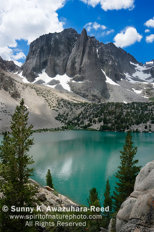 Second Lake, Temple Crag