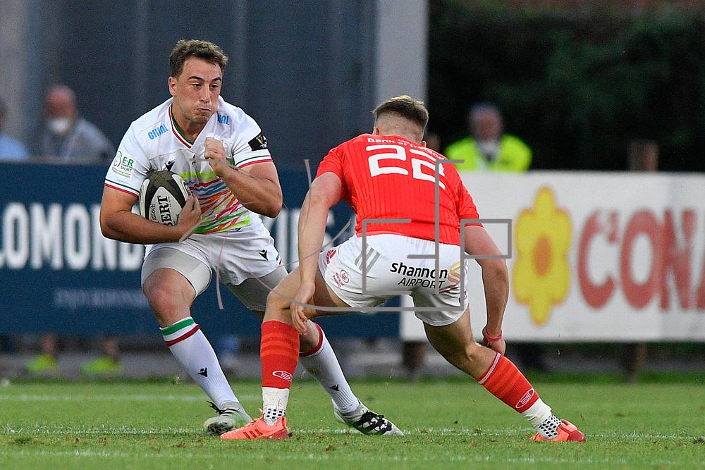 Parma, 02/20/2020 Stadio Lanfranchi<br /> Guinness PRO14 Rainbow Cup 2020/2021<br /> Zebre Rugby vs Munster<br /> <br /> Michelangelo Biondelli