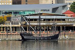 Peoria Riverfront - Nina replica