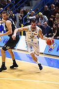 DESCRIZIONE : Cremona Lega A 2015-2016 Vanoli Cremona Pasta Reggia Caserta<br /> GIOCATORE : Fabio Mian<br /> SQUADRA : Vanoli Cremona<br /> EVENTO : Campionato Lega A 2015-2016<br /> GARA : Vanoli Cremona Pasta Reggia Caserta<br /> DATA : 18/10/2015<br /> CATEGORIA : Palleggio Penetrazione<br /> SPORT : Pallacanestro<br /> AUTORE : Agenzia Ciamillo-Castoria/F.Zovadelli<br /> GALLERIA : Lega Basket A 2015-2016<br /> FOTONOTIZIA : Cremona Campionato Italiano Lega A 2015-16  Vanoli Cremona Pasta Reggia Caserta<br /> PREDEFINITA : <br /> F Zovadelli/Ciamillo