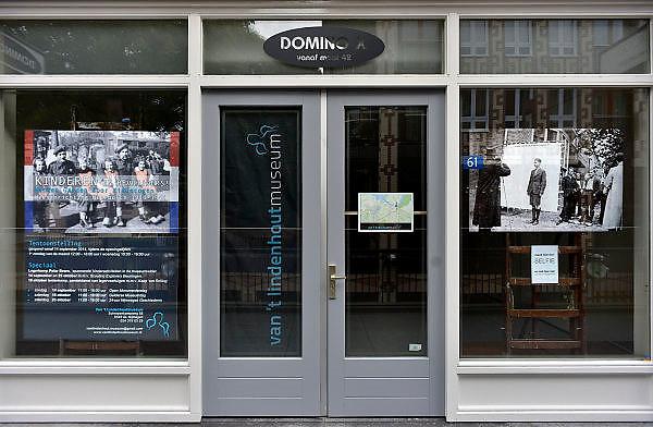 Nederland, Nijmegen, 16-8-2014In de binnenstad van Nijmegen staan veel winkels leeg en worden te huur aangeboden. Hier in de relatief nieuwe Marikenstraat.Foto: Flip Franssen/Hollandse Hoogte