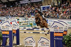 WERNKE Jan (GER), NASHVILLE HR<br /> Neumünster - VR Classics 2020<br /> Großer Preis der Volksbanken Raiffeisenbanken<br /> BEMER Riders Tour - Wertungsprüfung<br /> CSI3* Internationale Weltranglisten-Springprüfung mit zwei Umläufen (1,60m)<br /> 16. Februar 2020<br /> © www.sportfotos-lafrentz.de/Stefan Lafrentz