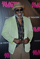 August 29, 2018 - New York, NY, USA - August 29, 2018  New York City..Frankie Faison attending 'An Actor Prepares' film premiere on August 29, 2018 in New York City. (Credit Image: © Kristin Callahan/Ace Pictures via ZUMA Press)