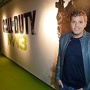 NLD/Amsterdam/20111107- Lancering Call of Duty MW3, Jaap Reesema
