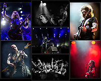 Slayer: Final World Tour - Canadian Tire Centre, Ottawa, Canada.<br /> <br /> May 22, 2019<br /> <br /> PHOTO'S: Steve Kingsman / Freestyle Photography for the Canadian Tire Centre.