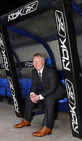 Photo: Paul Thomas.<br /> Bolton Wanderers Press Conference. 30/04/2007.<br /> <br /> Sammy Lee, new Bolton manager, poses for the camera's.