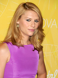 Claire Danes attends the 2014 Variety Power Of Women: New York Luncheon at Cipriani 42nd Street in New York, USA on April 25, 2014. Photo by Dennis Van Tine/ABACAPRESS.COM  | 444754_017 New York Etats-Unis United States
