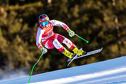 18.12.2018, Saslong, St. Christina, ITA, FIS Weltcup Ski Alpin, Abfahrt, Damen, im Bild Ricarda Haaser (AUT) // Ricarda Haaser of Austria in action during her run in the ladie's Downhill of FIS ski alpine world cup at the Saslong in St. Christina, Italy on 2018/12/18. EXPA Pictures © 2018, PhotoCredit: EXPA/ Johann Groder