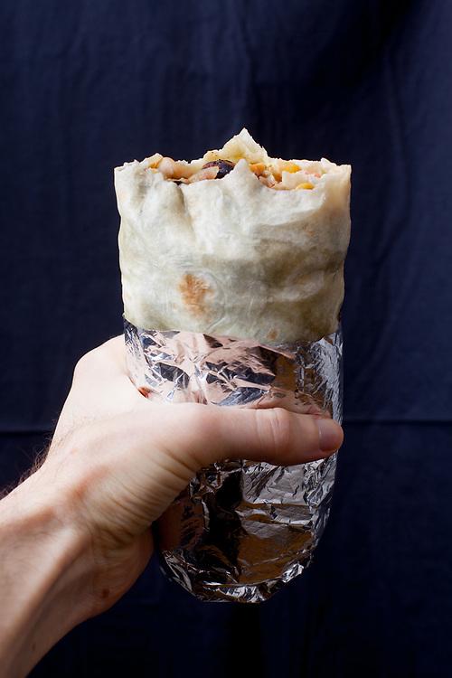Chicken Burrito<br />  from Dos Toros ($9.75)
