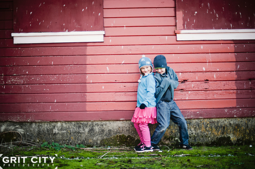 Joint Base Lewis-McChord family portrait photographer | Grit City Photography