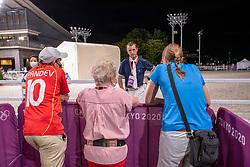 Wathelet Gregory, BEL<br /> Olympic Games Tokyo 2021<br /> © Hippo Foto - Dirk Caremans<br /> 06/08/2021