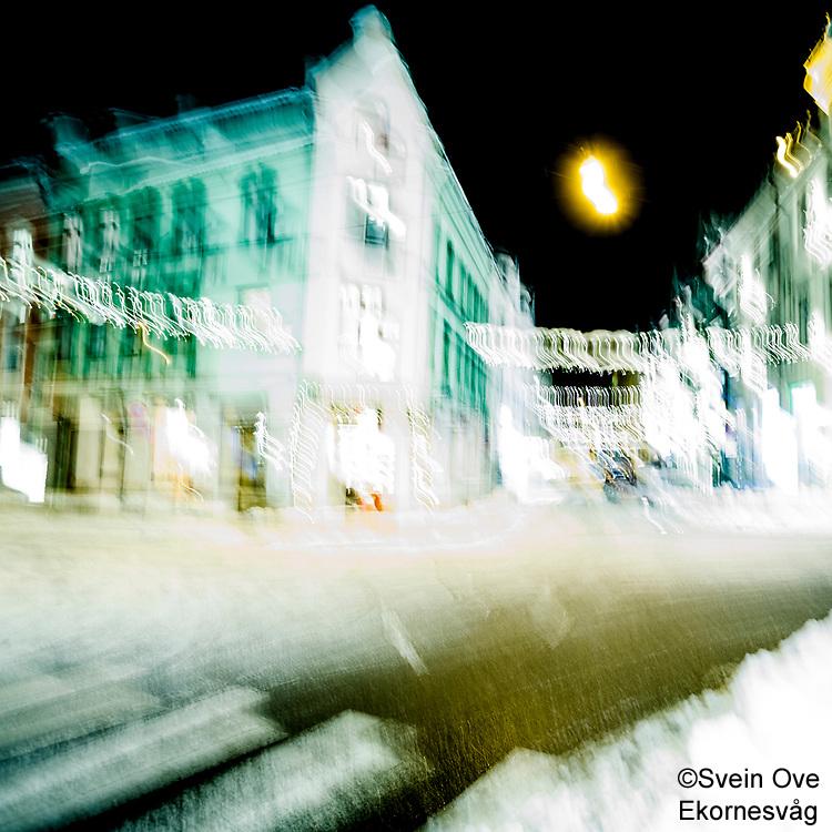 The First Snow Is The Deepest.<br /> Photo: Svein Ove Ekornesvåg