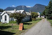 New Denver, Slocan Valley, West Kootenay, British Columbia, Canada
