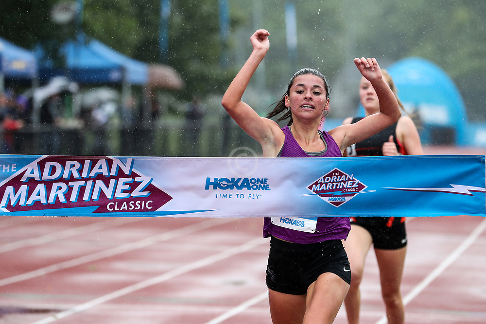 Girls One Mile Run, Gillooly, Alison<br /> 2019 Adrian Martinez Track Classic