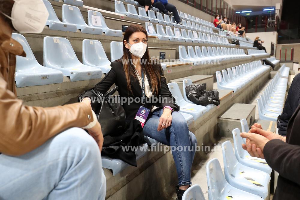 LARA LUGLI<br /> FINAL FOUR COPPA ITALIA PALLAVOLO FEMMINILE<br /> RIMINI 14-03-2021<br /> FOTO FILIPPO RUBIN