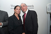 BRIAN SALTZMAN; JOHANNA GROWUNDER , Wallpaper* Design Awards. Wilkinson Gallery, 50-58 Vyner Street, London E2, 14 January 2010 *** Local Caption *** -DO NOT ARCHIVE-© Copyright Photograph by Dafydd Jones. 248 Clapham Rd. London SW9 0PZ. Tel 0207 820 0771. www.dafjones.com.<br /> BRIAN SALTZMAN; JOHANNA GROWUNDER , Wallpaper* Design Awards. Wilkinson Gallery, 50-58 Vyner Street, London E2, 14 January 2010