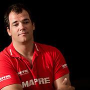 © María Muiña I MAPFRE: El Santanderino Pablo Arrarte se incorpora al MAPFRE para disputar su cuarta Volvo Ocean Race y será jefe de guardia a bordo del barco español.