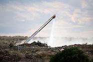 Melbourne Waste Management Fire