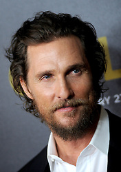 Matthew McConaughey attending the world premiere of Gold at the AMC Lincoln Square Cinemas in New York City, NY, USA, on January 17, 2017. Photo by Dennis Van Tine/ABACAPRESS.COM