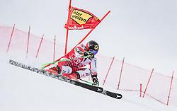 19.12.2018, Saalbach Hinterglemm, AUT, FIS Weltcup Ski Alpin, Riesenslalom, Herren, 1. Lauf, im Bild Marcel Hirscher (AUT) // Marcel Hirscher of Austria in action during his 1st run of men's Giant Slalom of FIS ski alpine world cup. Saalbach Hinterglemm, Austria on 2018/12/19. EXPA Pictures © 2018, PhotoCredit: EXPA/ JFK
