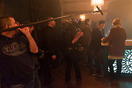 'Lost in London' film rehearsals, the film is directed and stars Woody Harrelson along with Owen Wilson and Willie Nelson, and is based on really events that happened to Woody.