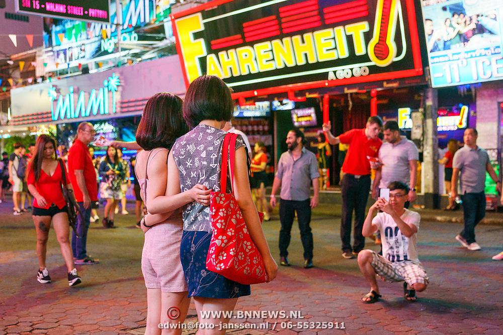THA/Pattaya/20180722 - Vakantie Thailand 2018, Marketstreet in Pattaya