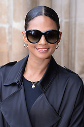 Alesha Dixon  beim Gedenkgottesdienst f¸r Terry Wogan im Westminster Abbey in London / 270916<br /> <br /> ***Memorial service for Terry Wogan at Westminster in London, September 27th, 2016***