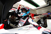 June 13-18, 2017. 24 hours of Le Mans. Yuji Kunimoto, Toyota Racing