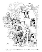 """""""...and we should soon be coming to an old mill which they say has been turned into a fine up-to-date tea place."""""""
