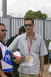 Lammens Stefan<br /> World Equestrian Games Jerez de la Fronteira 2002<br /> Photo © Dirk Caremans