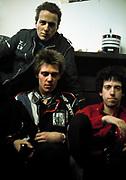 The Clash at Rehearsal Rehearsals Camden London 1977