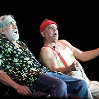 """Cheech and Chong Perform  on Their """"Light It America"""" Tour at Paramount Theatre In Asbury Park NJ"""