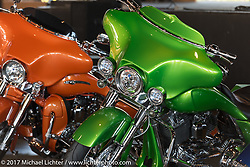 Harley-Davidson Ride Everyday Bike Show at Destination Daytona during Daytona Bike Week. Daytona Beach, FL. USA. Thursday March 16, 2017. Photography ©2017 Michael Lichter.