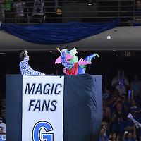 BASKET BALL - PLAYOFFS NBA 2008/2009 - LOS ANGELES LAKERS V ORLANDO MAGIC - GAME 3 -  ORLANDO (USA) - 09/06/2009 - .GO MAGIC ILLUSTRATION