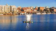 Victoria, Harbor, Vancouver Island, Brithish Columbia, Canada