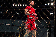 LAS VEGAS, NV - JULY 10:  Fighters compete in the IMMAF Championships during the UFC Fan Expo at the Las Vegas Convention Center on July 10, 2016 in Las Vegas, Nevada. (Photo by Cooper Neill/Zuffa LLC/Zuffa LLC via Getty Images) *** Local Caption ***