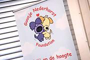 Woezel en Pip openen de Negenmaandenbeurs samen met Dinand Woesthoff in de RAI Amsterdam<br /> <br /> Woezel en Pip - de twee liefste hondjes van de hele wereld<br /> Samen beleven ze heel veel spannende avonturen in de Tovertuin. De Woezel en Pip boekjes incl. unieke meezing cd zijn gecreëerd en bedacht door Guusje Nederhorst. De opbrengst van het derde boekje, Woezel en Pip Op Vakantie gaat volledig naar de Guusje Nederhorst Foundation.