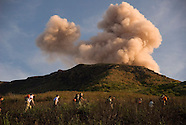 Smoking Volcanoes of Sicily and the Aeolian Islands, Italy