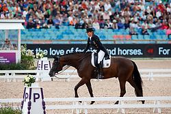 Schneider, Dorothee (GER) Sammy Davis jr<br /> Göteborg - European Championships 2017<br /> © www.sportfotos-lafrentz.de/Stefan Lafrentz