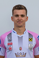 Download von www.picturedesk.com am 16.08.2019 (13:58). <br /> PASCHING, AUSTRIA - JULY 16: Valentino Mueller of LASK during the team photo shooting - LASK at TGW Arena on July 16, 2019 in Pasching, Austria.190716_SEPA_19_032 - 20190716_PD12459